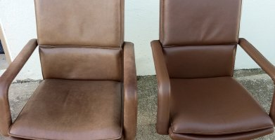Office Chairs U2013 Leather Restored